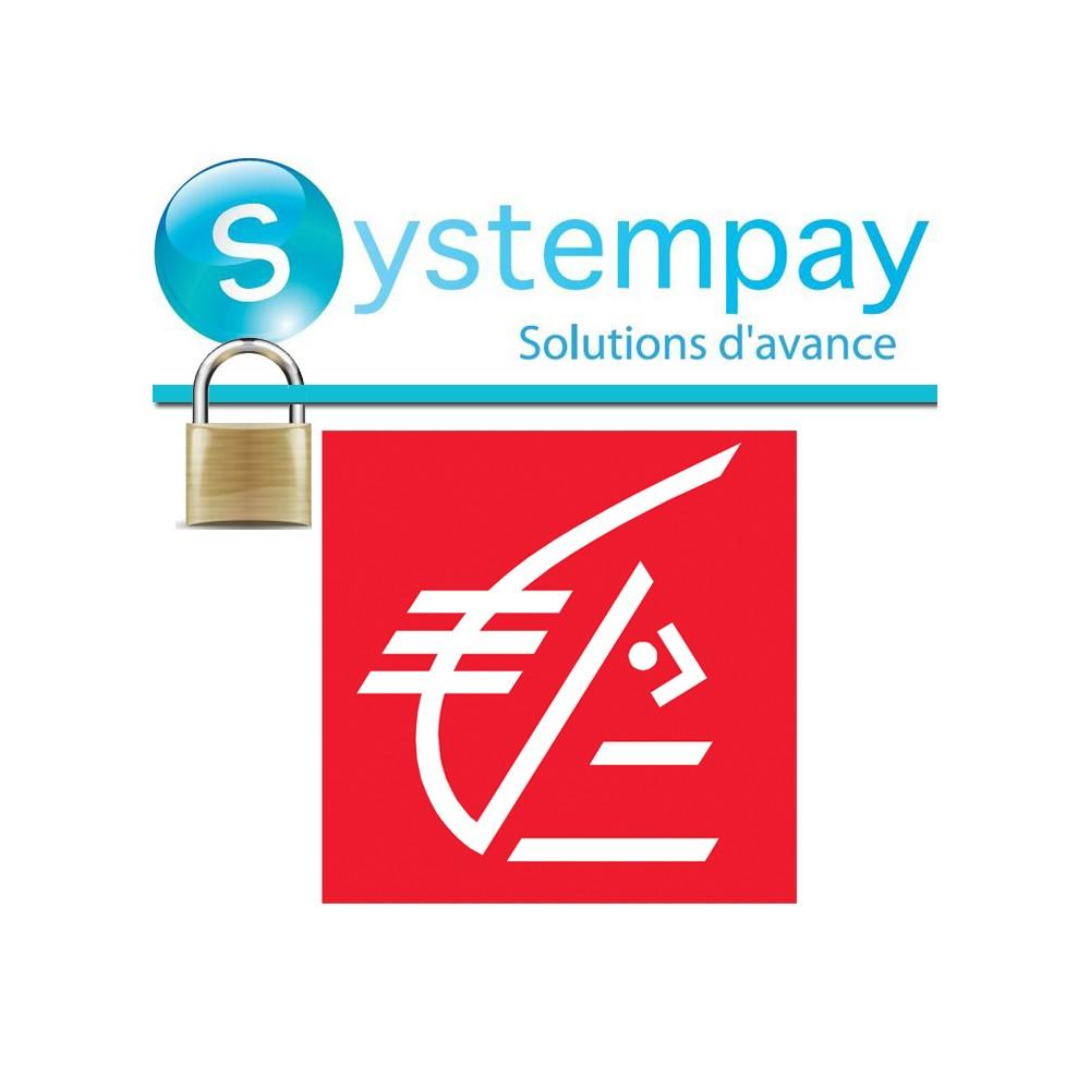 Paiement sécurisé par carte bancaire avec SystemPay de la Caisse d'Epargne