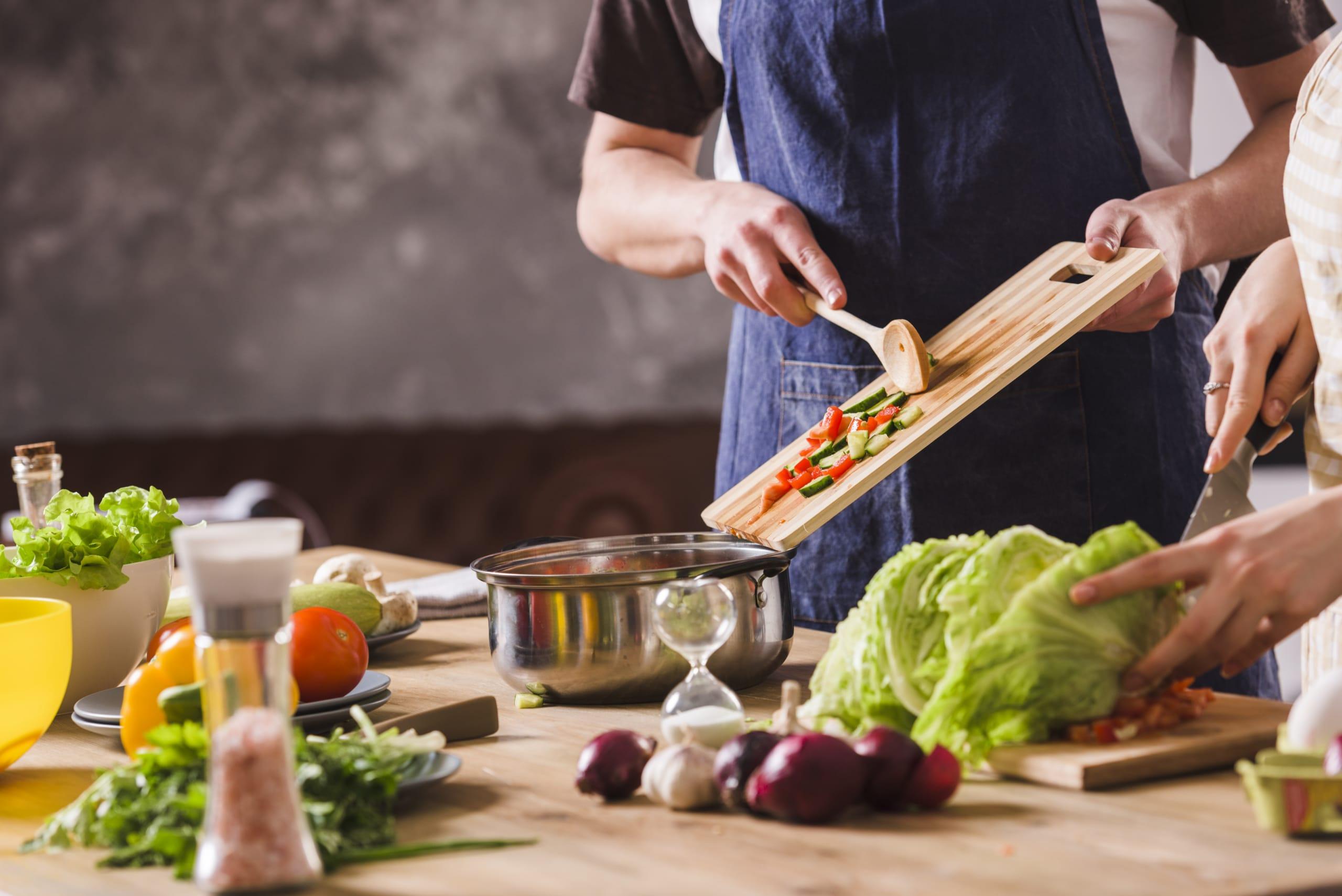 Fichier BtoC - Amateurs de Cuisine et Gastronomie