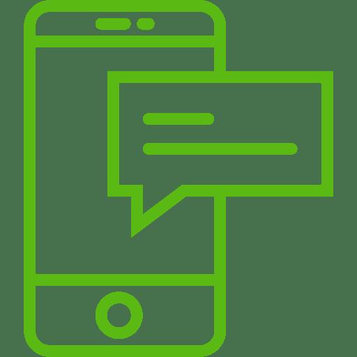 Taux d'ouverture SMS