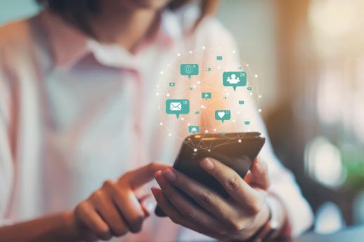 Communication 2.0 par SMS