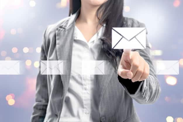 Mailing Email - communication par courriel e-mailing