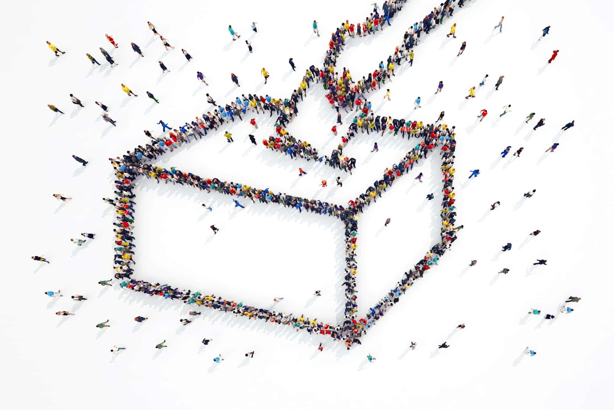 Communication politique Email et SMS - élection ou mandat